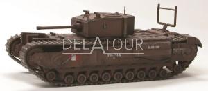 Churchill MK.III Canadian Army Tank Dieppe 1942