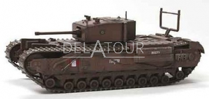 Churchill MK.III Dieppe 1942
