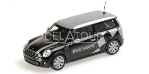 Mini Cooper Clubman 2008 Black Metallic