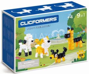 Clics ClicFormers Pet Friends 123Set