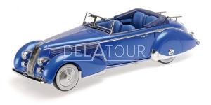 Lancia Astura Tipo 233 Corto 1936 Blue