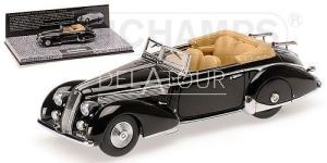 Lancia Astura Tipo 233 Corto 1936 Black