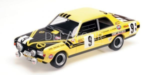 Opel Commodore A SteinMetz 24H Spa 1970