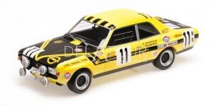 Opel Commodore A SteinMetz 24H Spa 1970