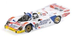 Porsche 956L #19 24H LeMans 1986