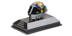 Helmet AGV Valentino Rossi MotoGP Misano 2018