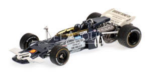 F1 Lotus 72 #14 G. Hill Mexican GP 1970