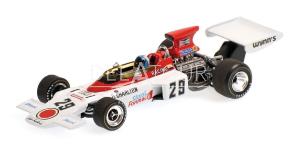 Lotus Ford 72D #29 D. Charlton Britisch GP 1972