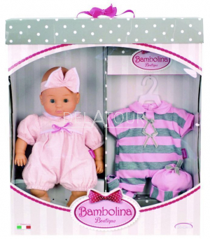 Dimian Boutique Baby Doll 36cm + Clothing