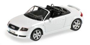 Audi TT Roadster 2000 White