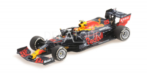 Red Bull RB16 #23 A. Albon 70th Anniversary GP 202