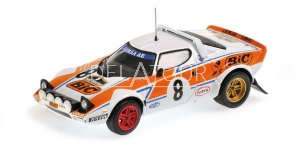 Lancia Stratos #8 Acropolis Rally 1978