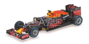 Red Bull RB12 #3 D. Ricciardo Brazilian GP 2016