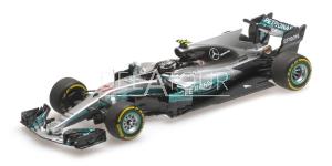 Mercedes W08 #77 V. Bottas Chinese GP 2017