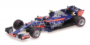 Toro Rosso #10 P. Gasly Mexican GP 2017