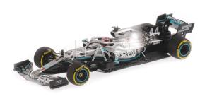Mercedes W10 #44 L. Hamilton Winne Chinese GP 2019