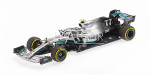 Mercedes W10 #77 V. Bottas Winner USA GP 2019