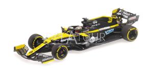 Renault R.S.20 #3 D. Ricciardo 2020