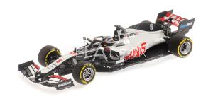 Haas VF-20 #8 R. Grosjean Launch Spec 2020
