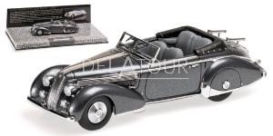 Lancia Astura Tipo 233 Corto 1936 Grey Metallic