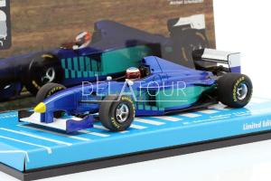 Sauber C16 M. Schumacher Test Fiorino 1997