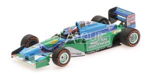 Benetton Ford B194 #5 M. Schumacher Demo Run 2017