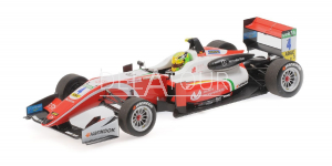 Dallara F317 #4 Mick Schumacher F3 Champion 2018