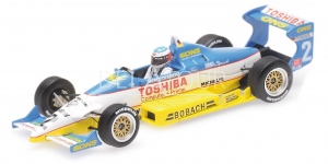 Reynard F893 #2 M. Schumacher German F3 1989