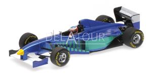 Sauber Ferrari C16 M. Schumacher test Fiorano 1997