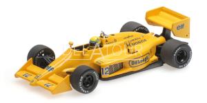 F1 Lotus Honda 99T A. Senna Monaco GP 1987