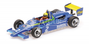 Ralt Toyota RT3 A. Senna F3 Win Truxton 1982