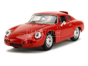 Porsche 1600GS Abarth 1960 Red