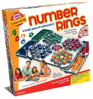 Creative Number Rings