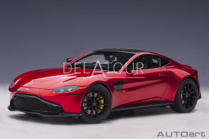 Aston Martin Vantage 2019 Hyper Red