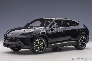Lamborghini Urus 2018 Night Black