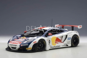 McLaren 12C GT3 FIA GT Championship 2013