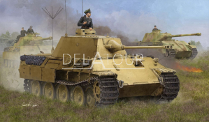 German PZ.BEOBWG V Ausf.A