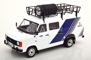 Ford Transit MKII Team Ford With Roof Accessoires