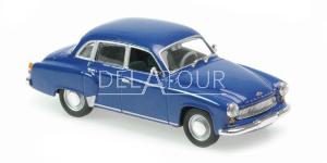 Wartburg A311 Coupe 1958 Blue
