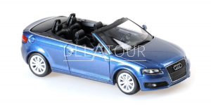 Audi A3 Cabriolet 2007 Dark Blue Metallic