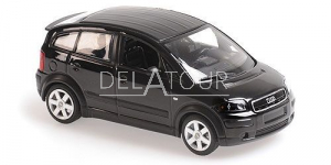 Audi A2 2000 Black Metallic