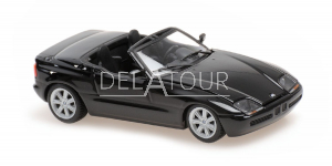 BMW Z1 E30 1991 Black Metallic