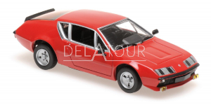 Renault Alpine A310 1976 Red