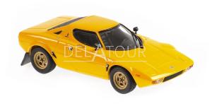 Lancia Stratos 1974 Yellow