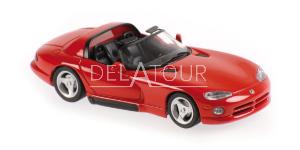 Dodge Viper Roadster 1993 Red