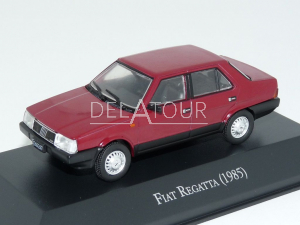 Fiat Regatta 1985 Red