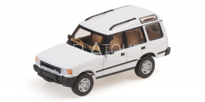 Land Rover Discovery I 1994 White