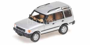 Land Rover Discovery I 1994 Silver