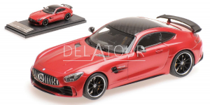 Mercedes-Benz AMG GT R 2017 Metal Red