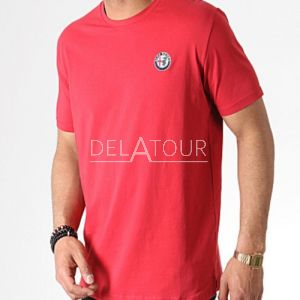 Alfa Romeo Lifestyle T-Shirt Red